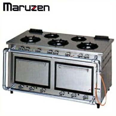 新品送料無料■マルゼン デラックスタイプ ガスレンジ MGRD-157D