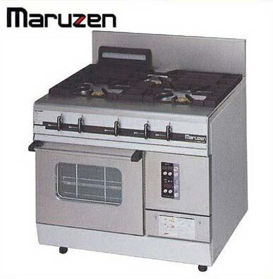 新品送料無料?マルゼン パワークック ガスレンジ MGRXS-097E