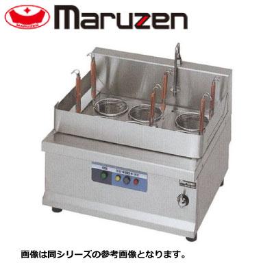 新品送料無料■マルゼン ラーメン釜 電気卓上型 MREK-065T