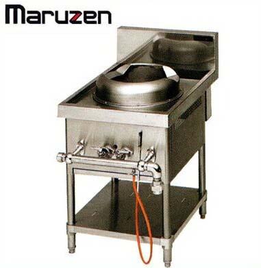 新品送料無料■マルゼン 外管式標準型中華レンジ MRS-111C