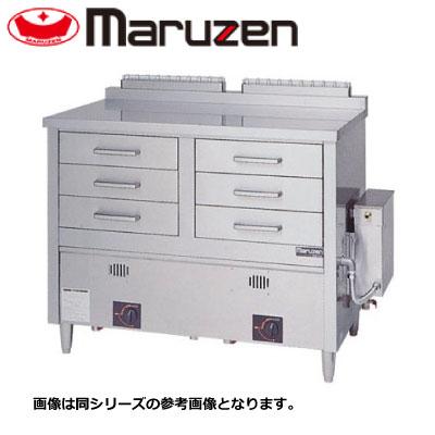新品送料無料■マルゼン 蒸し器 ドロワータイプ・ガス式 MUD-23C