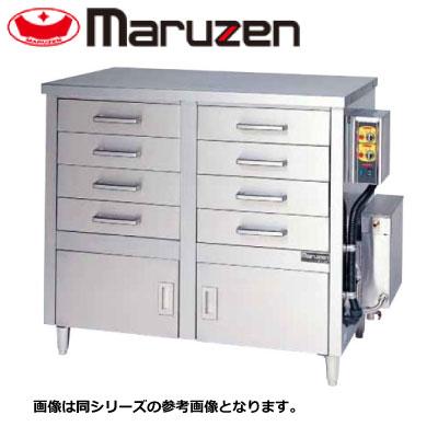 新品 送料無料 マルゼン 蒸し器 ドロワータイプ・電気式 MUDE-24