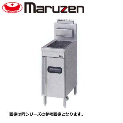 新品送料無料■マルゼン ガスフライヤー 1槽式 MXF-036FB W350×D600×H85