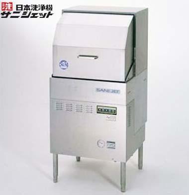 新品■本州送料無料■日本洗浄機 サニジェット 食器洗浄機 SD64EA6 W600×D600 回転ドアタイプ