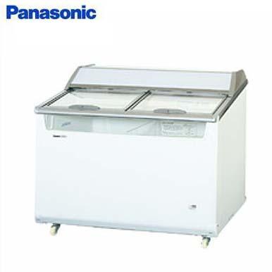 【新品】SCR-105DNA Panasonic パナソニック パノラミックシリーズ 冷凍ショーケース 191L