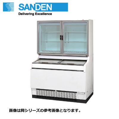 【新品】サンデン■アイスフリーザー■GSR-D1200ZB■送料無料(アイスフリーザー・幅1200×奥行867)