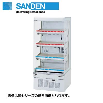 【新品】サンデン■冷蔵ショーケースHOT&COLD■RSG-H650FXB■送料無料(冷蔵ショーケース・幅650×奥行600)