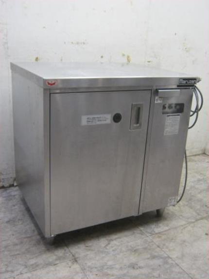 入荷予定 マルゼン 電気殺菌庫 毎日激安特売で 営業中です MCFT-076 中古 18F0401S 専用 60Hz 750×600×800 '12マルゼン