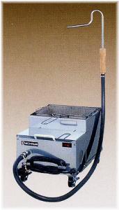 ニチワ電機 電気食用油濾過機 NK-25 代金引換・時間帯指定不可