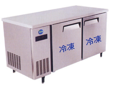 JCM 横型業務用冷凍庫 省エネIシリーズ JCMF-1260T-I 代金引換・時間帯指定不可