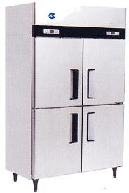 JCM 縦型業務用冷蔵庫 省エネIシリーズ JCMR-1265-I 代金引換・時間帯指定不可 運搬・搬入・据付費込