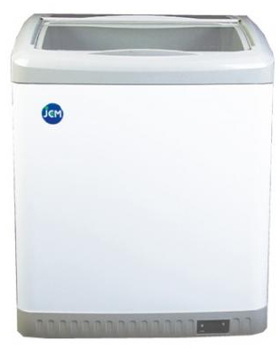JCM 冷凍ショーケース 103L JCMCS-100 代金引換・時間帯指定不可