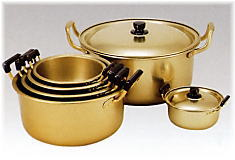 アカオ しゅう酸実用鍋 サイズ39