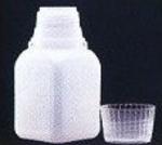 ハニー ポリ茶瓶 TN-1 本体+キャップセット(1ケース500本入り) 代引・配達日時指定不可