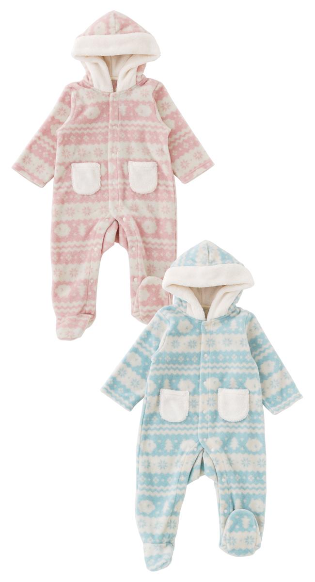 1040cb3f45a2b 北欧風カバーオール男の子女の子冬足つき足付きバギーオールベビー服赤ちゃんベビー服出産祝い