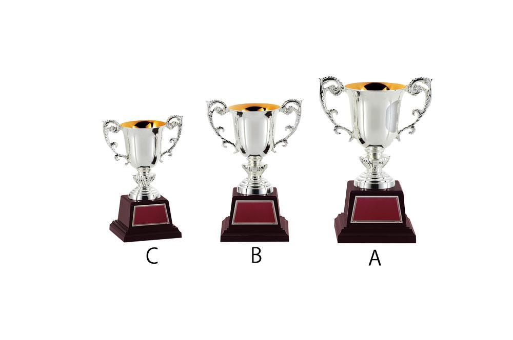 超定番 オンラインショッピング 優勝カップ シルバーカップ AC-1178 Aサイズ 24cm