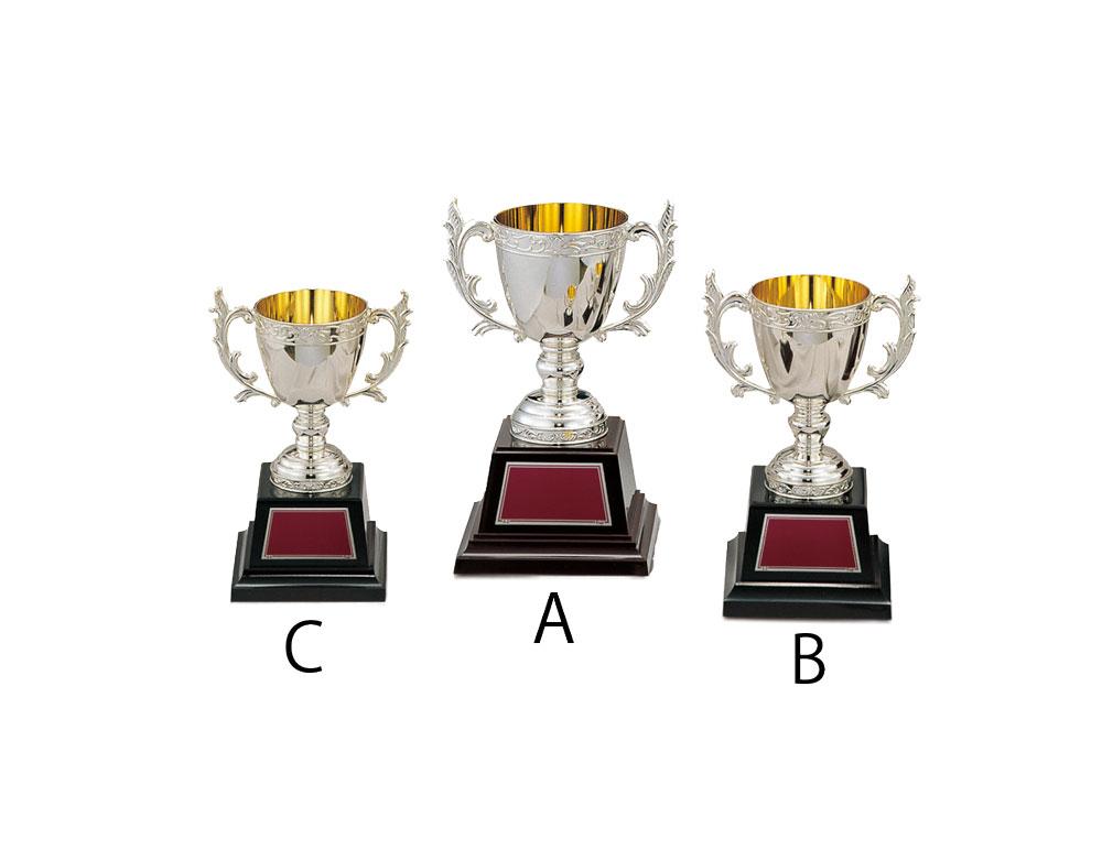 優勝カップ シルバーカップ[AC-1338] Aサイズ 24cm