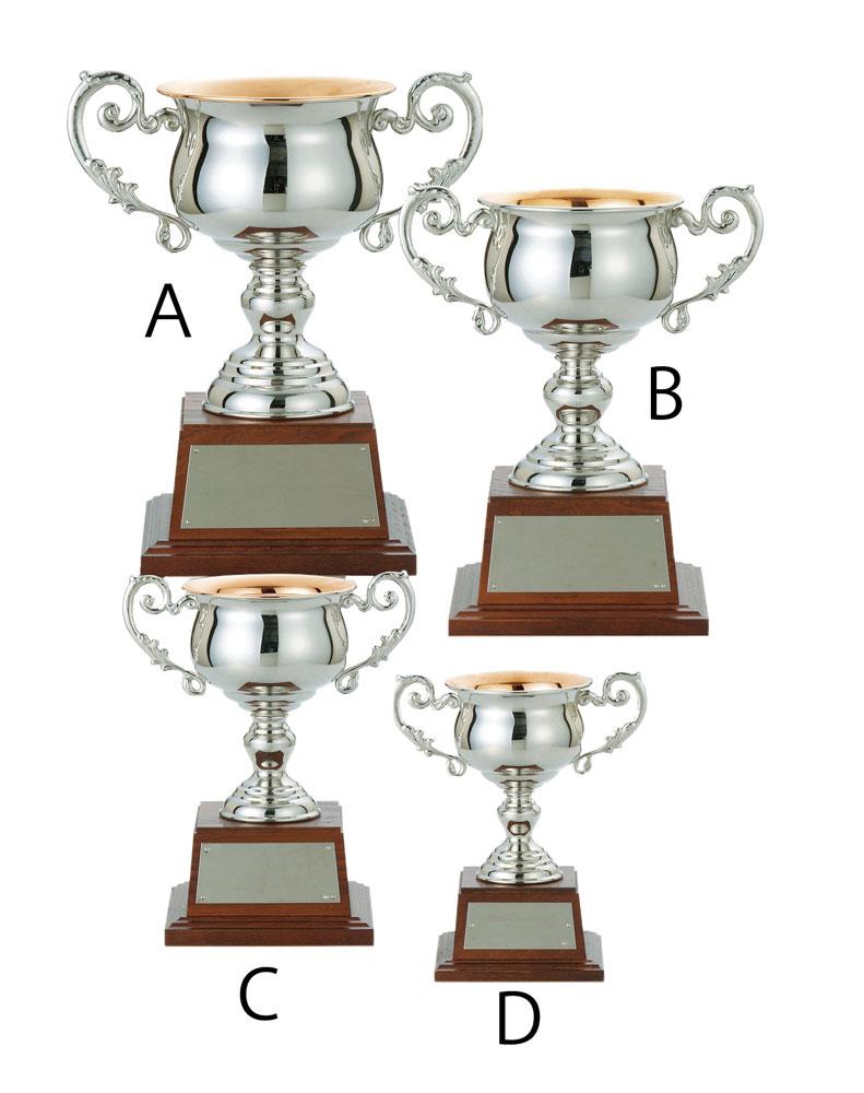 優勝カップ シルバーカップ[C-1127] Aサイズ 38cm