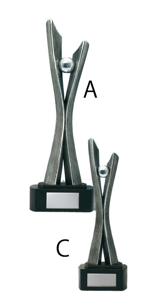 ブロンズトロフィー[BT-3789]Aサイズ 36cm