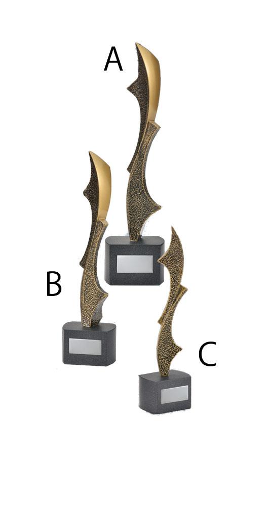 ブロンズトロフィー[BT-3822]Aサイズ 36cm