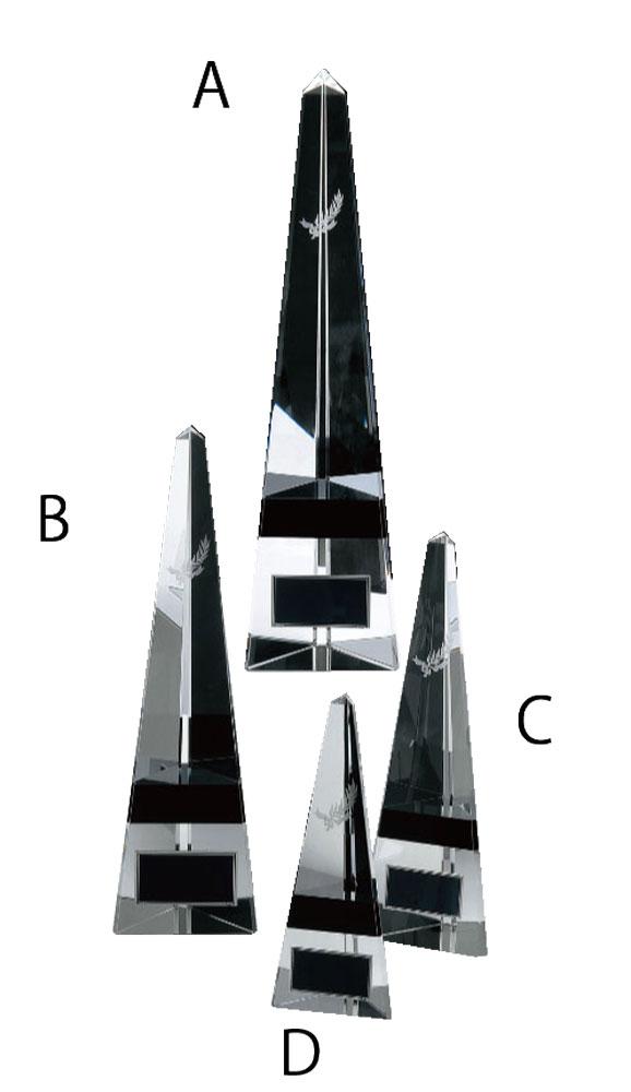 クリスタルトロフィー[KT-2768] Aサイズ 30cm