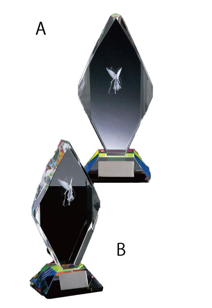 クリスタルトロフィー[KT-2785] Aサイズ 23cm