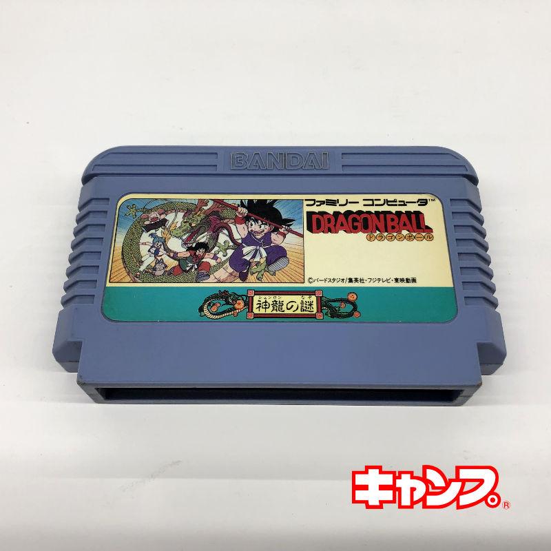 レトロゲーム ファミコン 驚きの価格が実現 ドラゴンボール 中古 良い-RE0001117 神龍の謎 売れ筋