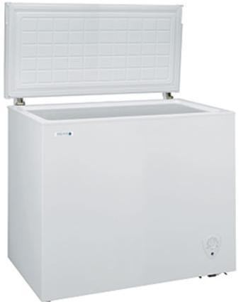 ノーフロスト 冷凍庫 チェストフリーザー JH198C(幅945奥行560高さ825)
