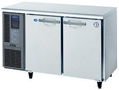 ホシザキ製テーブル型冷凍冷蔵庫 RFT-120MNCG (旧RFT-120MNF) (幅1200奥行600) 内装カラー鋼板