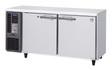 業務用 ホシザキ製 テーブル型 冷凍冷蔵庫 RFT-150MNF(幅1500奥行600高さ800)