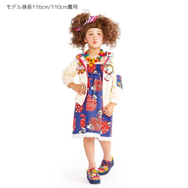 5e40deaf79046 ... Child bear unicorn rabbit flower gift of 31910201 toy box JK チェリッチュ children's  clothes kids jacket ...