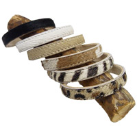 SALE35% [] Huracan ★ leather bracelet ♪ [shipping alone bless]