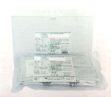 最安値 ウチダ和漢薬 18 大幅値下げランキング 解表舒筋 葛根湯 300包