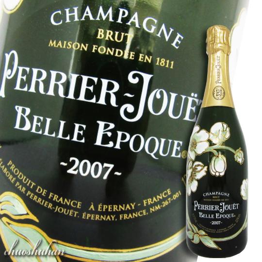 ペリエ・ジュエ ベル・エポック ブリュット 2007 750ml 正規品 (箱なし)