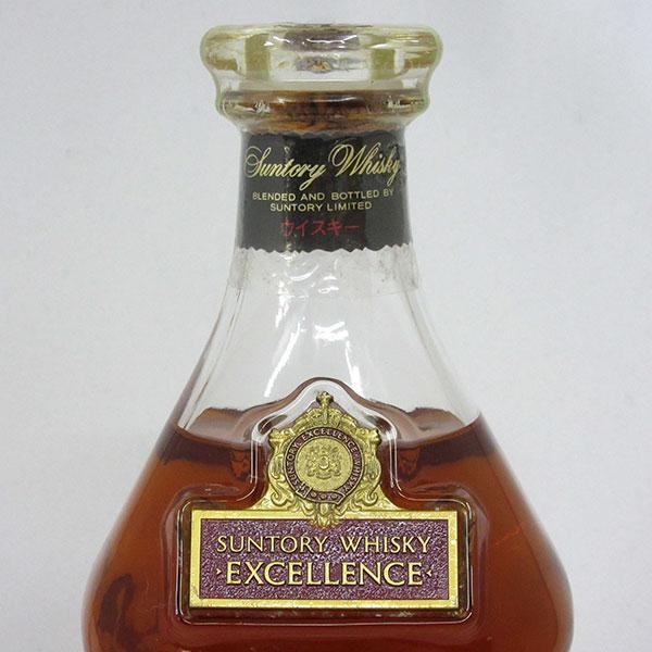 산토리 위스키 엑셀런스(EXCELLENCE) 43도 750 ml (상자 없음)