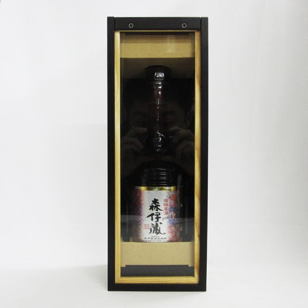 【レトロ】長期熟成酒 楽酔喜酒 森伊蔵(もりいぞう) 2004年 600ml 【豪華専用木箱入り】