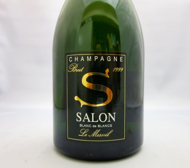 chuoshuhan: Champagne Salon 1999 750ml genuine (not in box ...