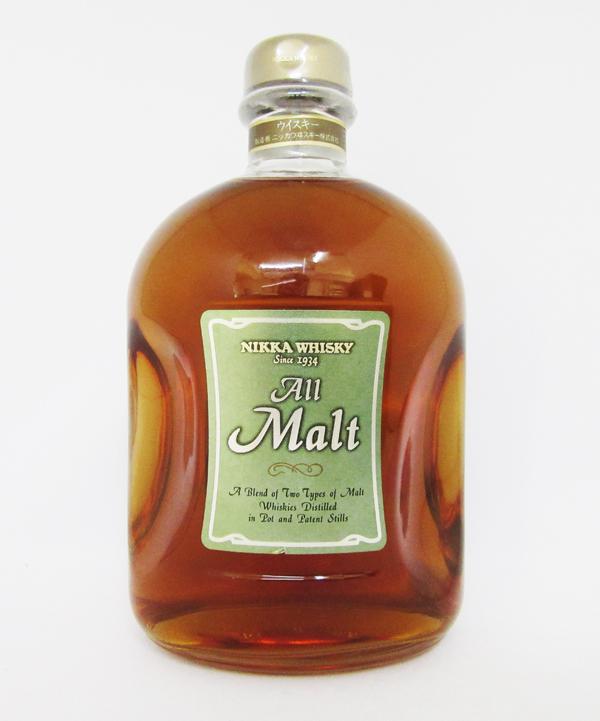 닛카 위스키 All Malt 올 몰트 40도 700 ml