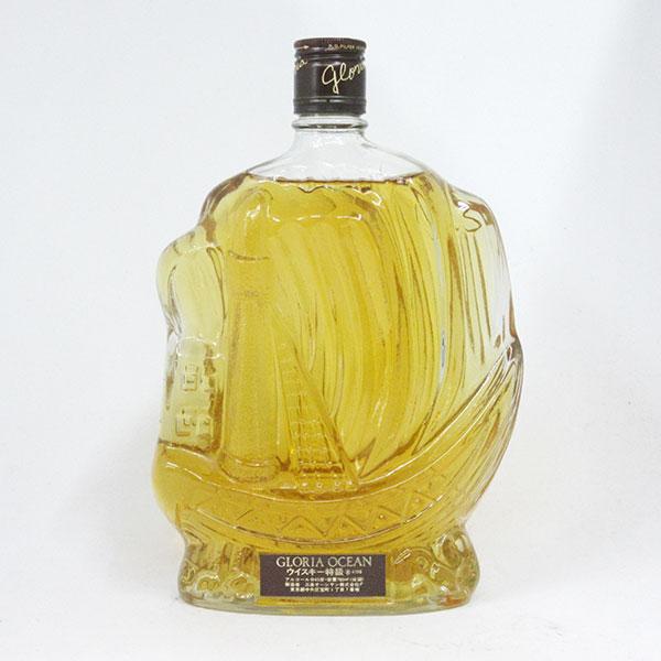 ◆ Gloria Ocean whisky grade 43 ° 760 ml (unboxed) ◆