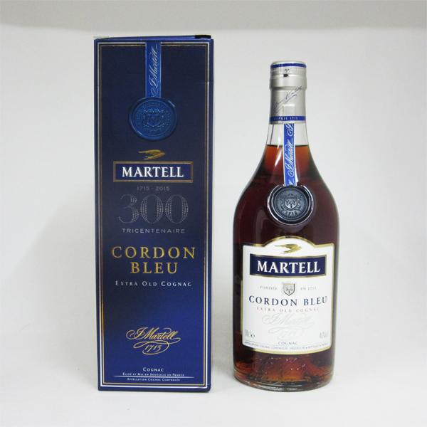 マーテル コルドンブルー 300 TRICENTENAIRE 40度 700ml 並行品 (専用BOX入)