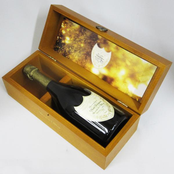 【ドンペリ ゴールド】ドンペリニヨン レゼルブ・ド・ラベイ 1995年 750ml 正規品 (冊子付き・専用木箱入)