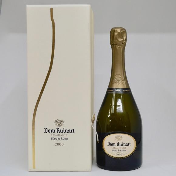 ドン・ルイナール(Dom Ruinart) 白 2006 750ml 正規品 (専用化粧箱入り)