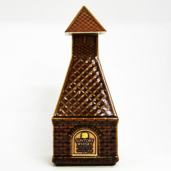 【レトロ:特級従価表示】サントリーウイスキーリザーブ サントリーウイスキー博物館ボトル 43度 760ml (箱なし)