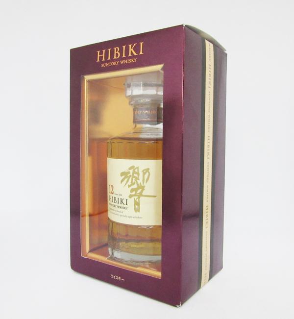 サントリー ウイスキー 響 12年 43度 500ml (パッケージ入り)