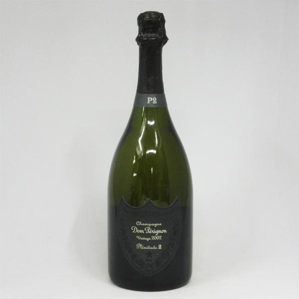 ドンペリニヨン P2 2002年 750ml 正規品 (箱なし)