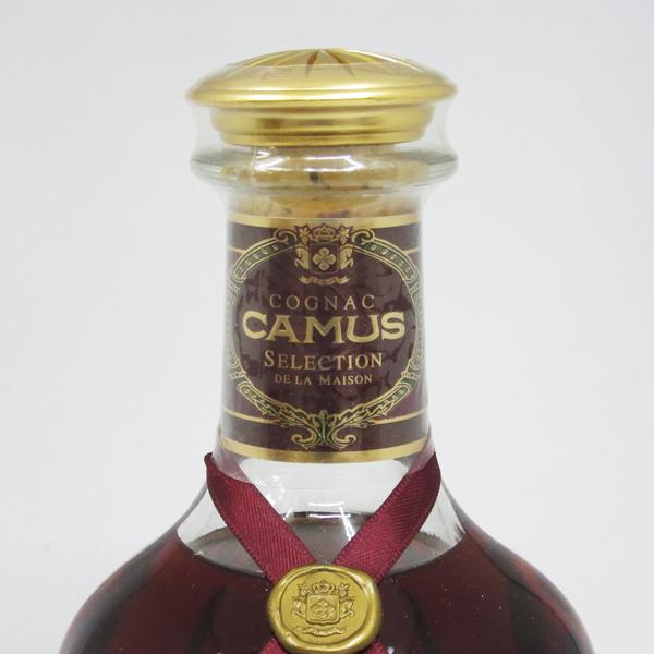 CAMUS(카미유) Selection de la Maison 40도 700 ml병행수입품(전용 BOX들이)