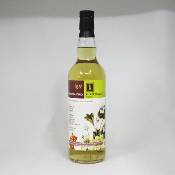 【ウイスキー・エージェンシー】ボウモア 23年 1989-2013 52度 700ml