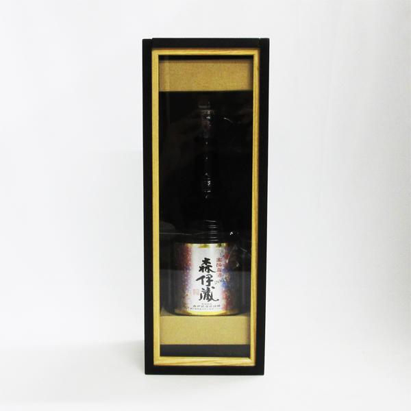 芋焼酎 楽酔喜酒 森伊蔵(もりいぞう) 2003年 600ml 【豪華専用木箱入り】