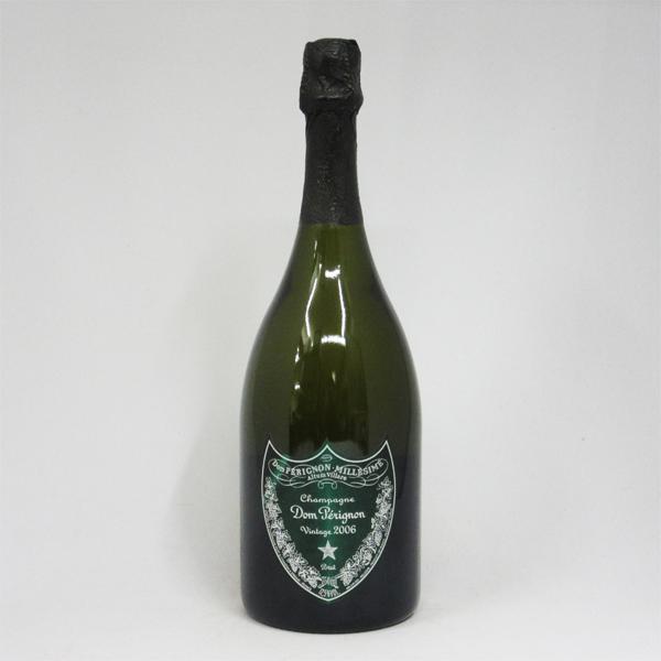 ドンペリニヨン 白 2006年 ビョーク&カニンガム 750ml 正規品 (箱なし)