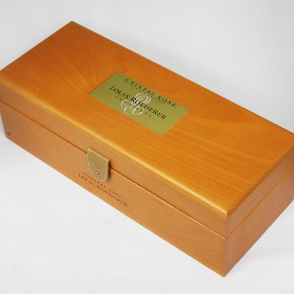【マグナムサイズ】ルイ・ロデレール クリスタル・ロゼ 2007 1500ml 正規品 (専用化粧箱付き)